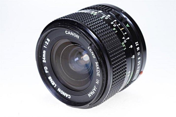 Canon FDn 24/2.8