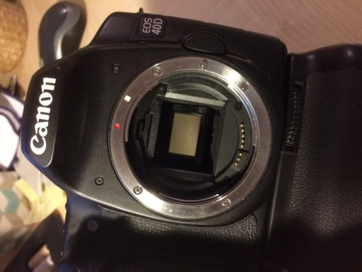 prodám Canon EOS 40D