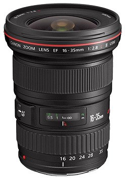 Canon EF 16-35mm f/2,8 L USM II+ sada fitrů Hoya