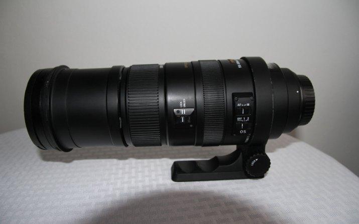 Sigma 150-500mm telephoto   pro canon