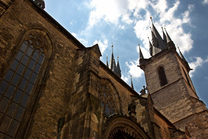 Kostel Panny Marie před Týnem