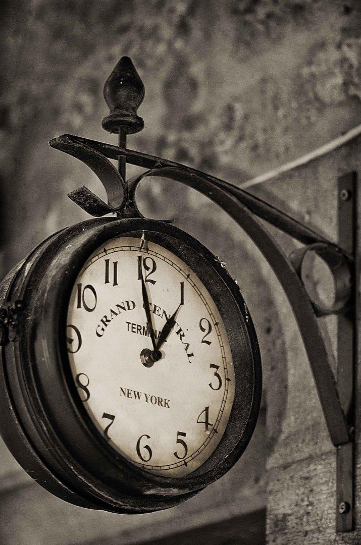 história času