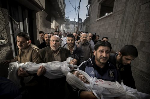 Paul Hansen, Sweden, Dagens Nyheter Gaza Burial, Gaza City, Palestinian Territories, 20 November